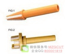 MZG品牌主轴清洁棒,Spindle Taper Wiper